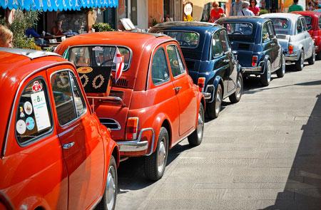 importer voiture italie